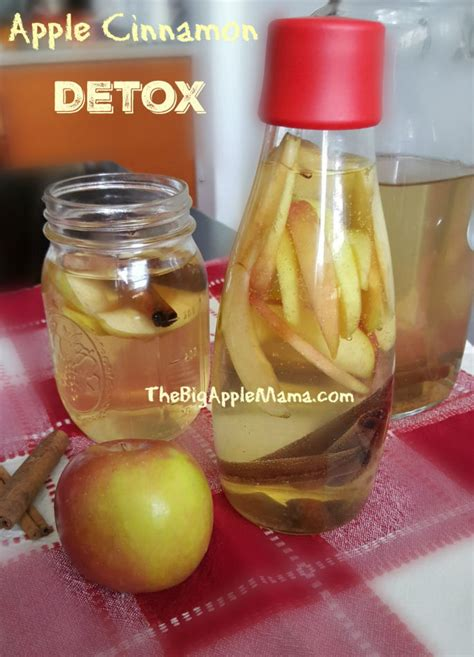 Apple Cinnamon Detox Weight Loss by Apple Cinnamon Detox Water The Best Detox Drink