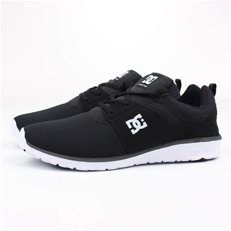 To Be Shoes by Dc Shoes Heathrow Black White Ebay