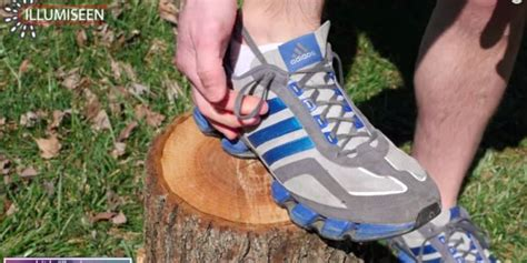 how to tie running shoes those mysterious shoelace holes on your sneakers