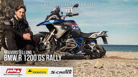 Motorrad Rally Navigation by Bike Test Bmw R 1200 Gs Rally 2017
