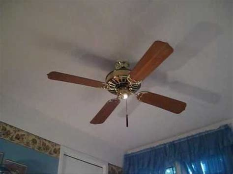 casablanca zephyr ceiling fan parts 1980 casablanca zephyr 132 cm 52 ceiling fan youtube