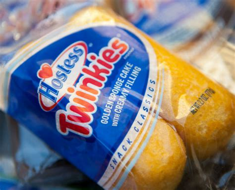 Shelf Of Twinkies by The Twinkie Resurrection Lessons Lessons
