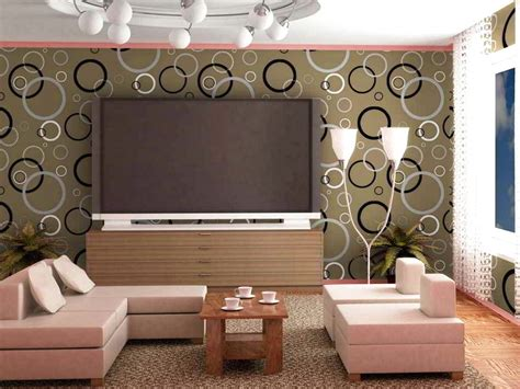 wallpaper keren  ruang keluarga nirwana deco jogja