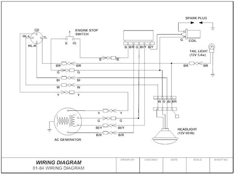electric basic diagram electric free engine image for