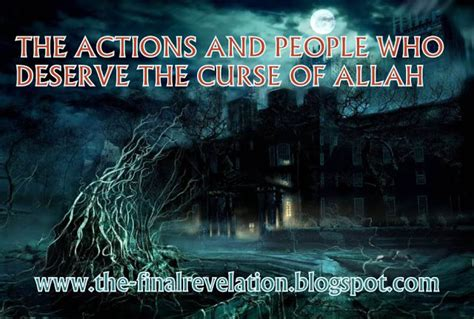 tattoo cursed islam the actions people who deserve the curse of allah the