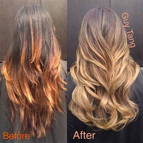 ombre hairstyles cost it took me 9 hours to correct her hair because she has
