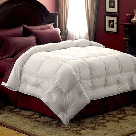 cing down comforter pacific coast medium warmth down comforter king size