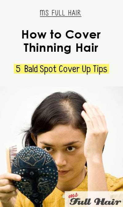 how to cover up bald spot with bangs how to cover thinning hair 5 bald spot cover up tips