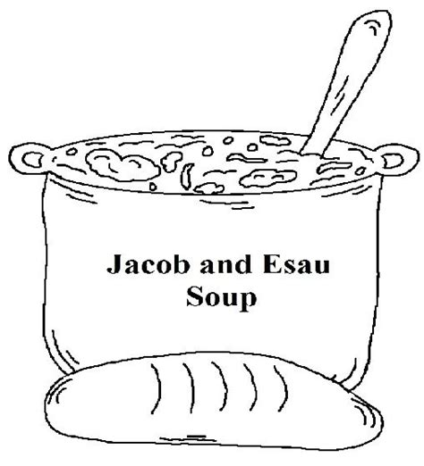 sunday school coloring pages jacob and esau jacob and esau sunday school lesson sunday school
