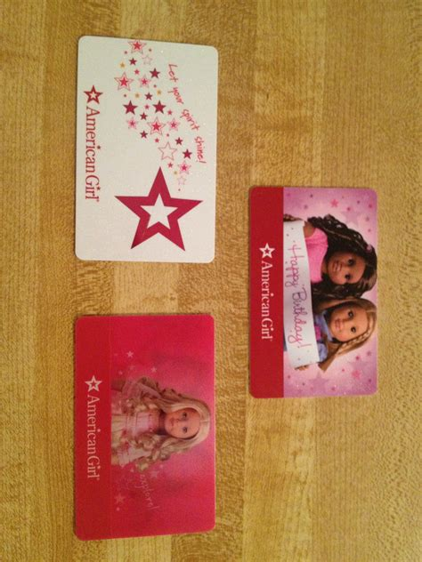 American Girl Store Gift Cards - off to the american girl store little house of american girl