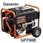 favored portable home generators for power outage and