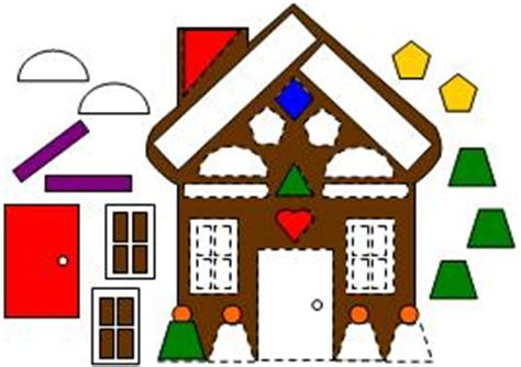 shape house fun learning printables for kids