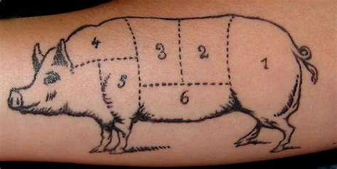 Awesome Kitchen Designs 21 Awesome Culinary Tattoos Chef S Blade