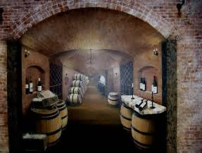 trompe l oeil wine cellar the mural works wine wall mural for your home buy at europosters