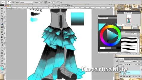 process layout youtube woozworld prom 2k15 design process katarinablue youtube