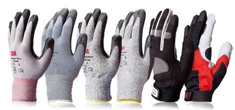 3m Paket Premium Medium Size 3m doubles safety gloves portfolio with three new products