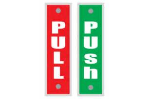 printable push and pull signs for doors free now