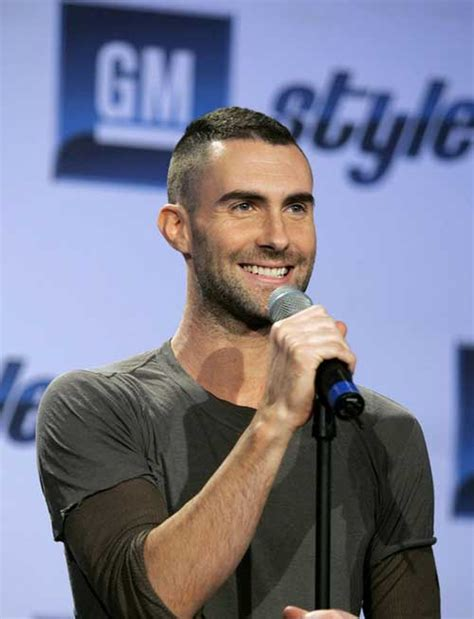 adam levine the voice short hair 25 adam levine hairstyles mens hairstyles 2018