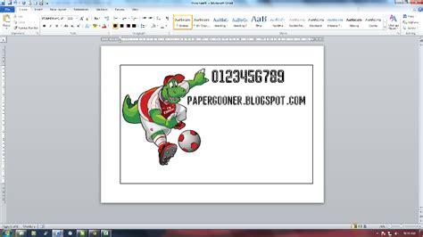 Kaos Bajak Laut 23 paper gooner