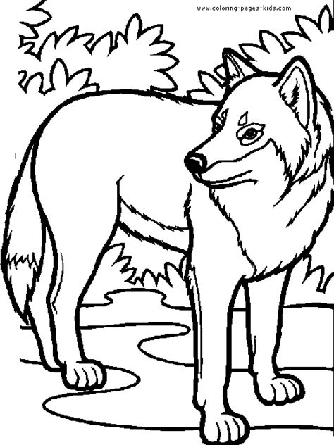 coloring books for wolves more advanced animal coloring pages for teenagers tweens boys zendoodle animals wolves practice for stress relief relaxation books wolf in the forrest color page