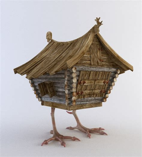 house leg baba yaga hut on chicken legs www pixshark com images galleries with a bite
