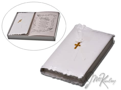 Wedding Bible Sale by Wedding Bible White Wedding Bible With Small Gold