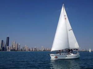 full day boat rental chicago daytime sailing chicago sailboat charterschicago