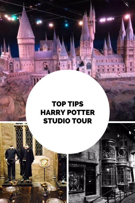 top tips  harry potter studio   adventurers