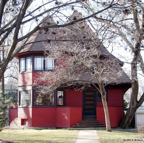 10 Best Images About Flw Parker House On Pinterest A Well Parks And Queen Anne