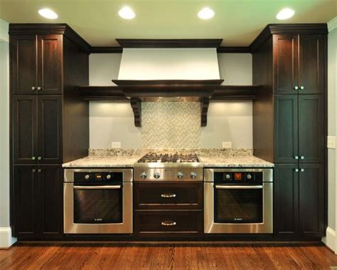double oven kitchen design cooktop with double oven kitchen corner custom pinterest