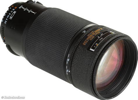 nikon 80 200mm f 2 8 af