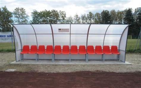 panchine per ci da calcio impianti sportivi venturelli romolo costruzione