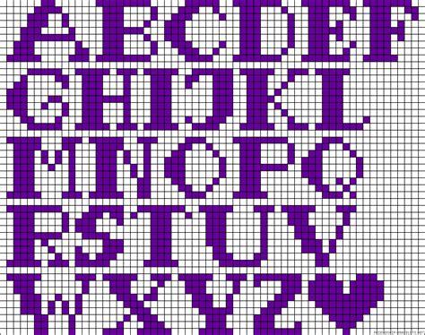 javascript pattern for alphabets a53574 friendship bracelets net