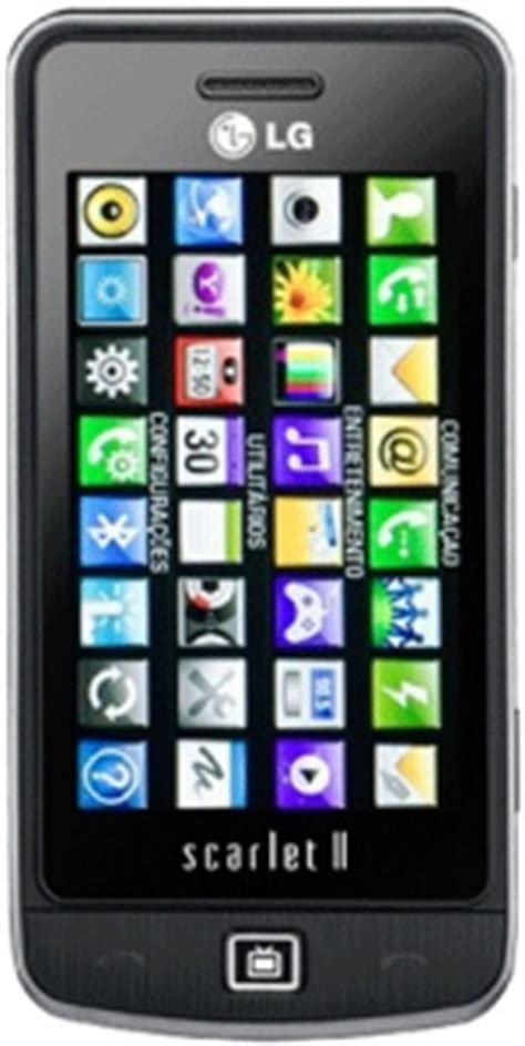 lg gm600 scarlet ii tv mobile phone mobiset ru