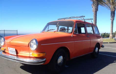 volkswagen squareback 1970 1970 volkswagen squareback base 1 6l automatic for sale