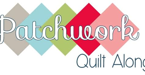 Patchwork Logo - introducing our 2017 quilt along to benefit the make a