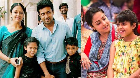 actor surya recent news tamil actor surya and jyothika family photos youtube