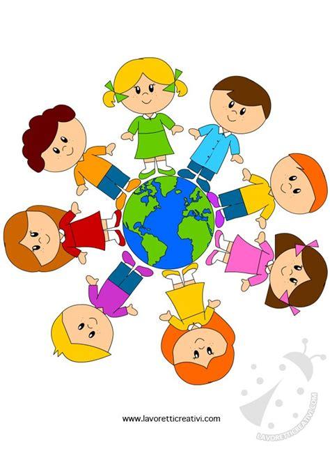la dei bambini bambini intorno al mondo