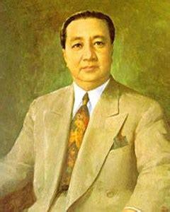 soeharto biography second president of republik elpidio r quirino 1948 1953 philippine presidents