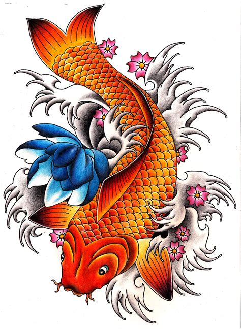 japanese tattoo fish designs designs grace curran s