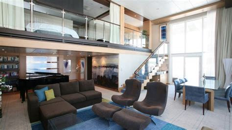 Best Cabins On Cruise Ship by Top 10 Most Luxurious Cabins On Cruise Ships