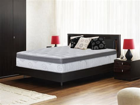 best bed reviews olee sleep 13 inch box top hybrid gel innerspring mattress
