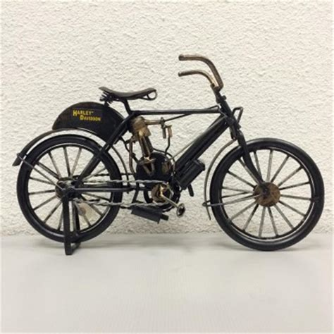 Fairfield Harley Davidson fairfield harley davidson 174 original 1903 motor bike