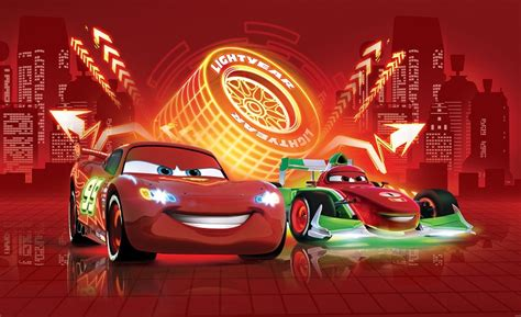 Adhesive Wallpaper by Lightning Mcqueen Disney Wall Murals For Wall