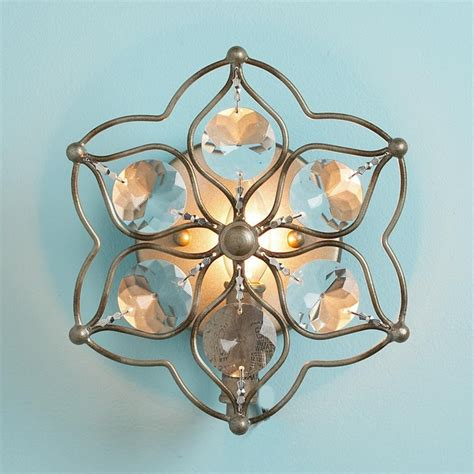 Flower Wall Sconces with Flower Sconce Wall Sconces By Shades Of Light