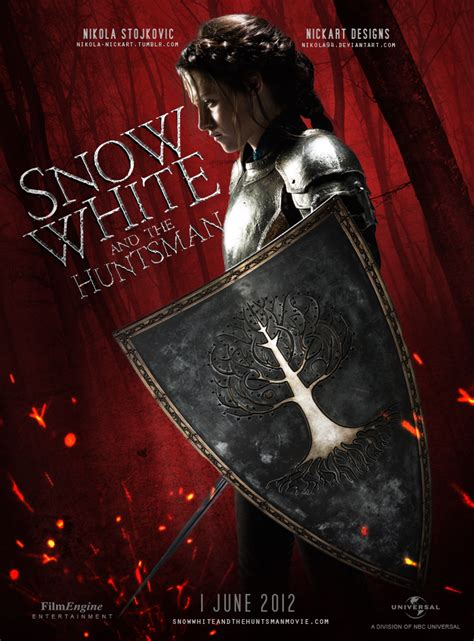 Snow White The Huntsman By snow white and the huntsman 2 by nikola94 on deviantart