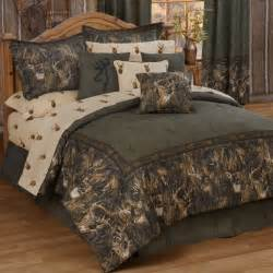 camo bedroom sets kimlor mills browning whitetails deer