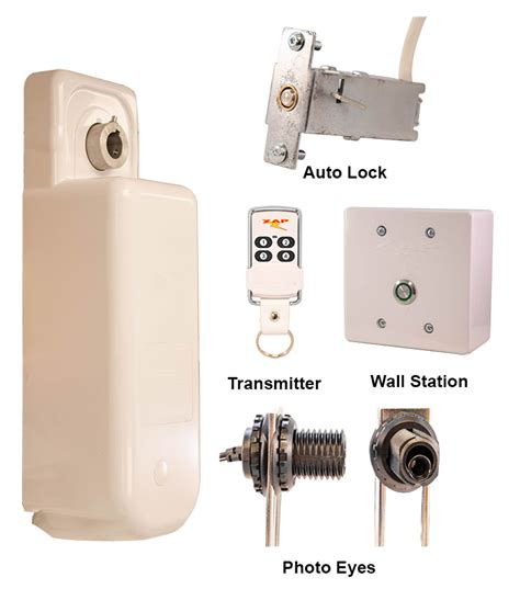 zap garage door opener zap model 8825 r4 residential sectional door operator