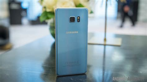 Second Samsung Galaxy samsung galaxy note 7 the beginner s guide android authority
