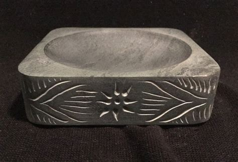 Soapstone Dishes - soapstone soap dish square buddhas belly soaps